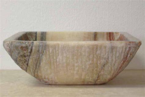 Rectangular Stone Vessel Sinks