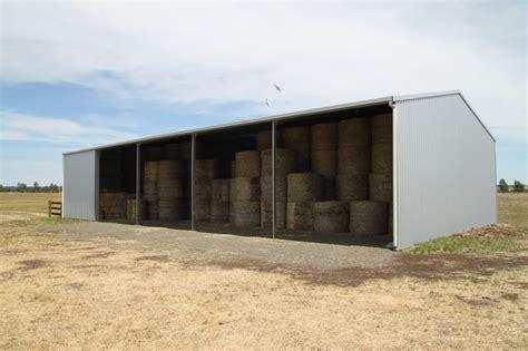 hay shed plans   build diy