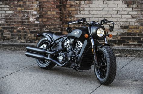 2019 Indian Scout Lineup First Look