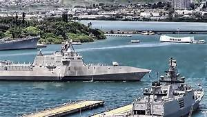 USS Independence (LCS 2) Arrives At Pearl Harbor Naval ...