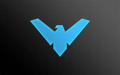 Nightwing Wallpapers Weapons Wallpaperplay Wallpapercave