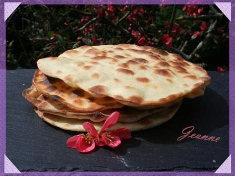 recette pain pitas libanais
