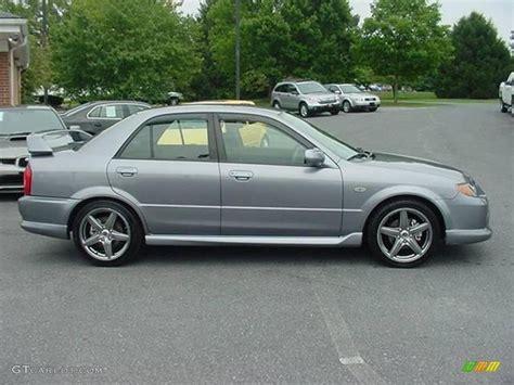 2003 Mazda Protege Mazdaspeed by 2003 Titanium Gray Metallic Mazda Protege Mazdaspeed