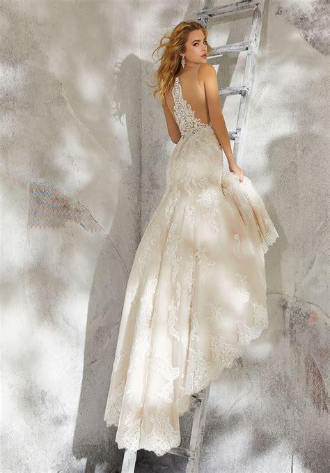 lana wedding dress style  morilee