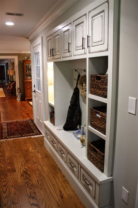 mudroom drop zone home living room home  homes
