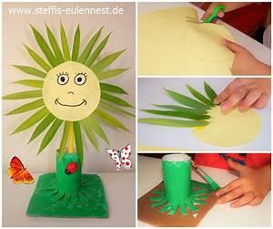 Sommer Basteln Kinder : sommer steffis eulennest ~ Orissabook.com Haus und Dekorationen