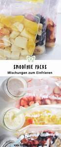Meal Prep Einfrieren : video smoothie packs zum selber machen einfach diverses obst in gr eren mengen einfrieren ~ Somuchworld.com Haus und Dekorationen
