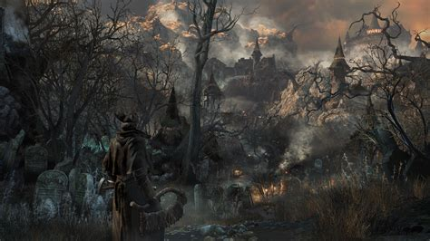 Dark Souls 3 Landscape Bloodborne Review Zero Punctuation Video Gallery The Escapist