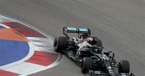 Formula one race calendar 2021. F1: Hamilton takes pole in dramatic Russian qualifying ...