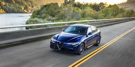 Alfa Romeo Sedan by 2017 Alfa Romeo Giulia Ti Sedan Yark Alfa Romeo Of Toledo