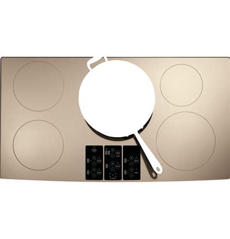 zhursmss ge monogram  induction cooktop monogram appliances