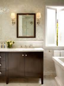 framing bathroom mirror ideas espresso vanity with white marble tops design decor