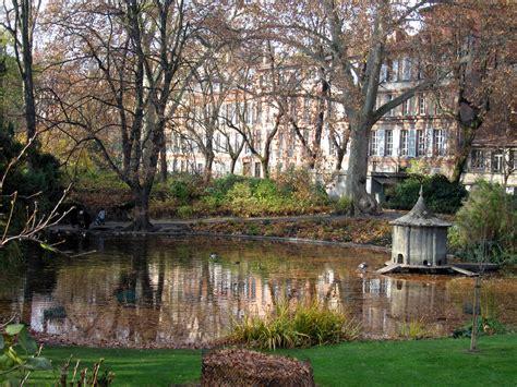 toulouse jardin royal mapio net