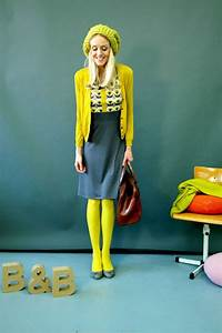 Bonnie And Buttermilk : best 25 yellow tights ideas on pinterest scalloped skirt vintage skirt and mary jane shoes ~ Markanthonyermac.com Haus und Dekorationen