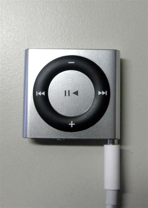 ipod shuffle 4 generation ipod shuffle 4th generation not seen in itunes apple