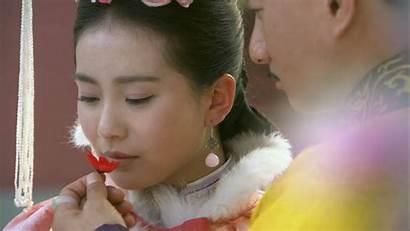 Duo Scarlet Heart Liu Asiachan Fur Clothes