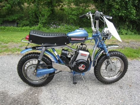 Details About 1971 Rupp Roadster Ii Mini Bike Motorcycle