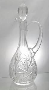 Carafe à Vin Cristal : carafe cristal vin anse carafe bec verseur haute carafe vin haute anse bec verseur ~ Teatrodelosmanantiales.com Idées de Décoration