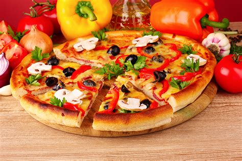 cuisine pizza images pizza fast food food