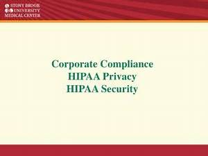 Ppt Hipaa Privacy And Security Enforcement Powerpoint
