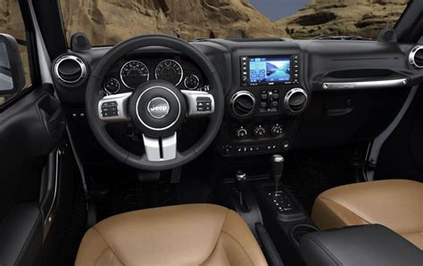jeep wrangler moab leather seats steering wheel