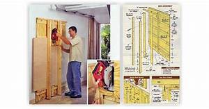 DIY Panel Saw • WoodArchivist