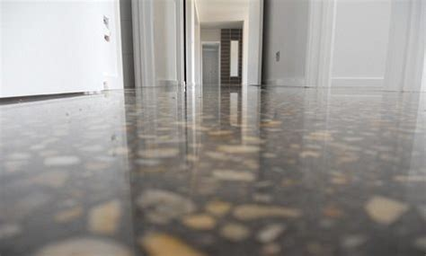 What's The Difference Between Terrazzo and Polished Concrete