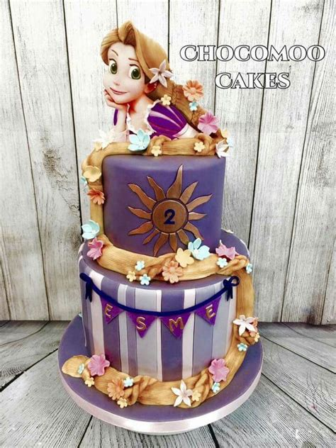 cool rapunzel themed cakes tangled cakes ideas