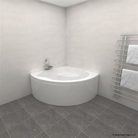 Corner Baths For Small Bathrooms by 15 Best Ideas About Corner Bath On Corner