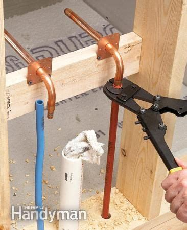 how to put kitchen sink pipes back together what is pex plus tips for using pex diy 9818