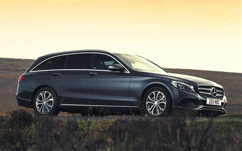 Mercedes C Class Estate Photo by Mercedes C Class Estate Review Smarter Than An Audi A4 Avant