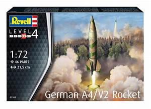 Revell German WW2 A4V2 Rocket Kit 172 03309