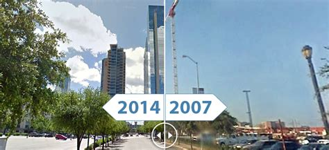 time lapse images show dallas dramatic skyline