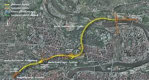 Tunelový komplex blanka mapa