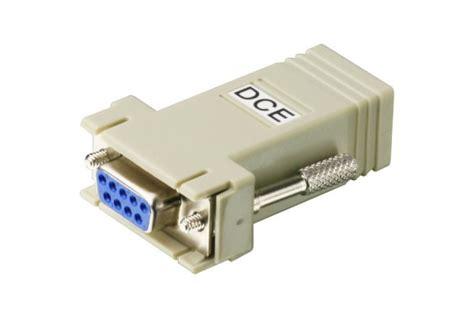 aten sa0146 adaptateur rj45 vers prise serie db9 dce bleu 260146 votre grossiste connectique