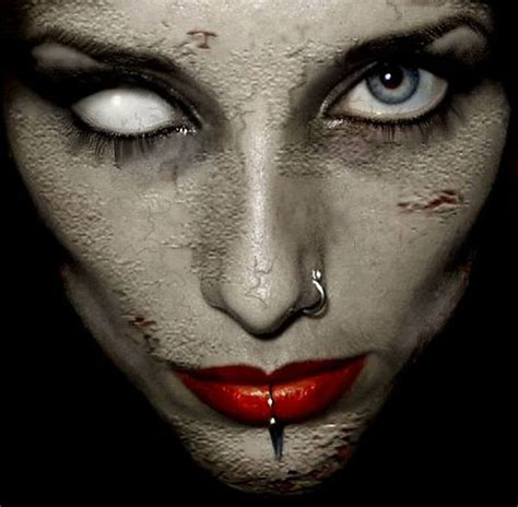 Scary Images Scary Faces 26 Pics Izismile