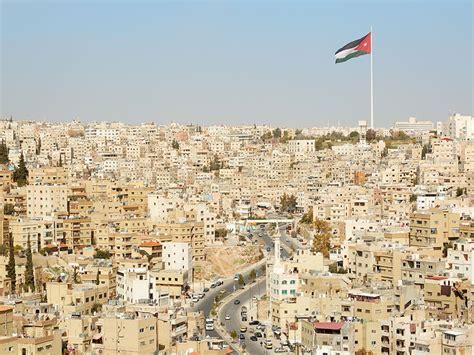 Private Jet Charter to Amman, Jordan - PA