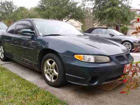 1997 Pontiac Grand Prix Gt by Sell Used 1997 Pontiac Grand Prix Gt Coupe 2 Door 3 8l In