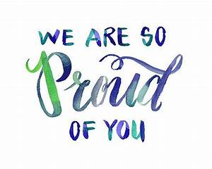 1000+ ideas about So Proud on Pinterest | Proud to be, He ...