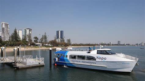 ferry coast transport system