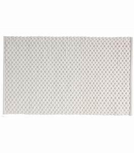 Tapis De Bain Design : tapis de bain en coton gris fa on galets ~ Teatrodelosmanantiales.com Idées de Décoration