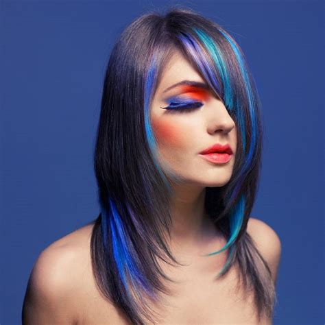 food coloring hair dye how to dye hair with food coloring sophisticated edge