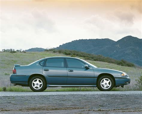 2001 Chevrolet Impala History, Pictures, Value, Auction