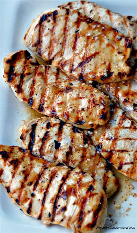 best grilling best grilled chicken recipe happily unprocessed