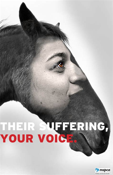 animal rights poster   shaunaleavitt  deviantart