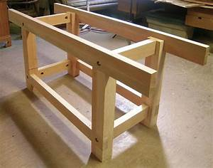 Shop Project: A good workbench is one of the most