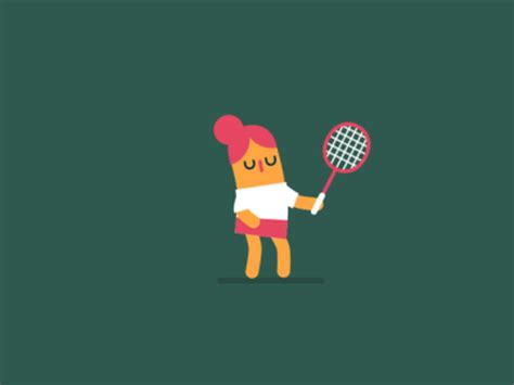 anime based on badminton beautifully fluid animations by cub studio ultralinx