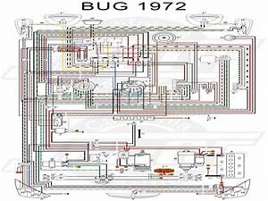 1972 Vw Bug Wiring Diagram Lighting