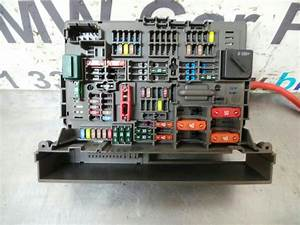 Bmw E88 1 Series Fuse Box 9119445  9119446 Breaking For