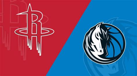Dallas Mavericks at Houston Rockets 2/11/19: Starting ...